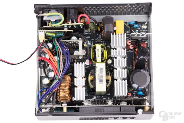 Cougar LX 500 – Überblick Elektronik
