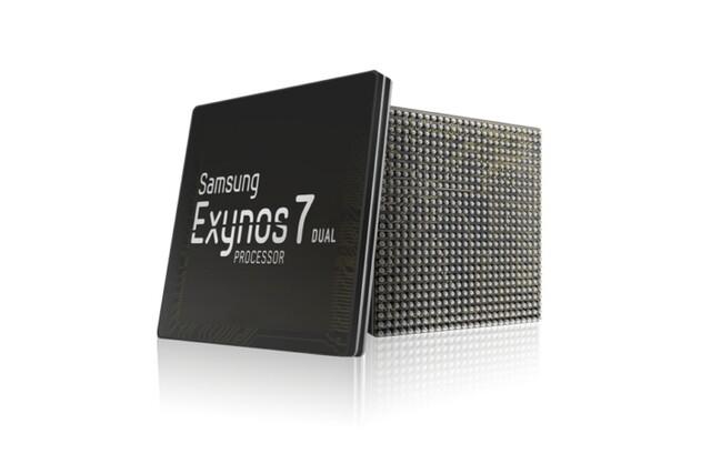 Samsung Exynos 7 Dual 7270