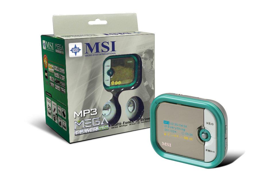 MSI MEGA Player515