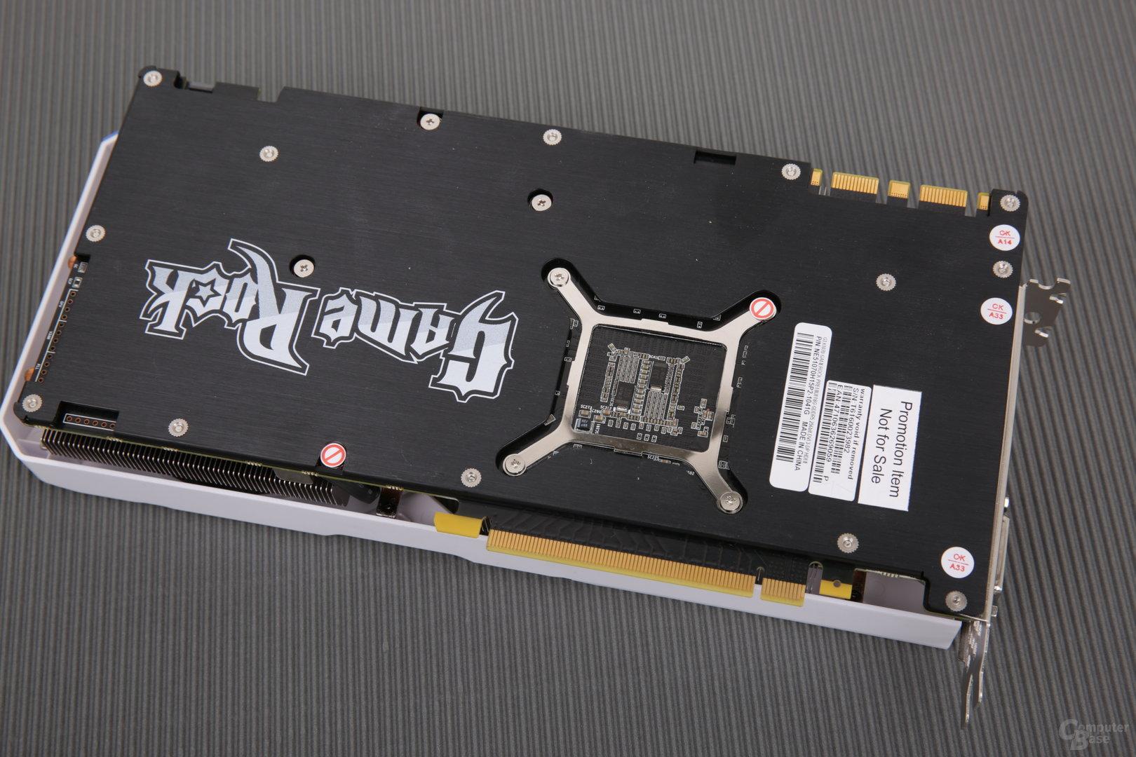 Palit GeForce GTX 1070 GameRock Premium
