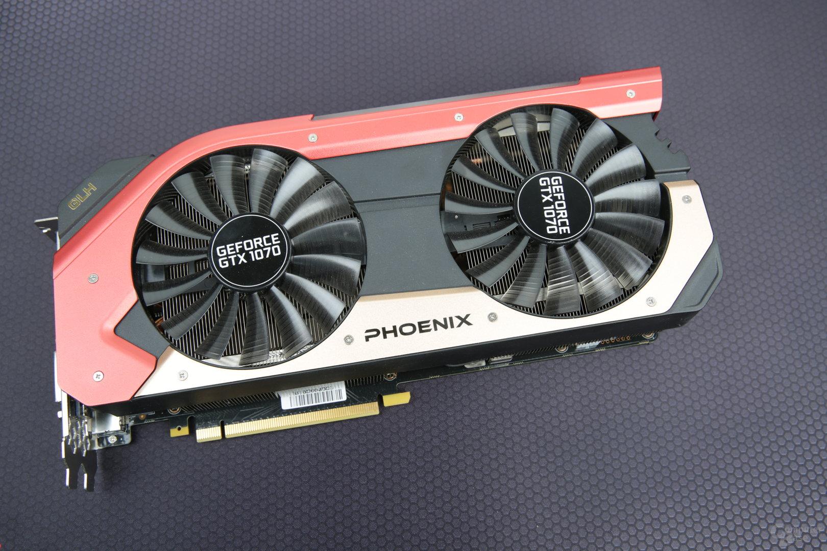 Gainward GeForce GTX 1070 Phoenix GLH