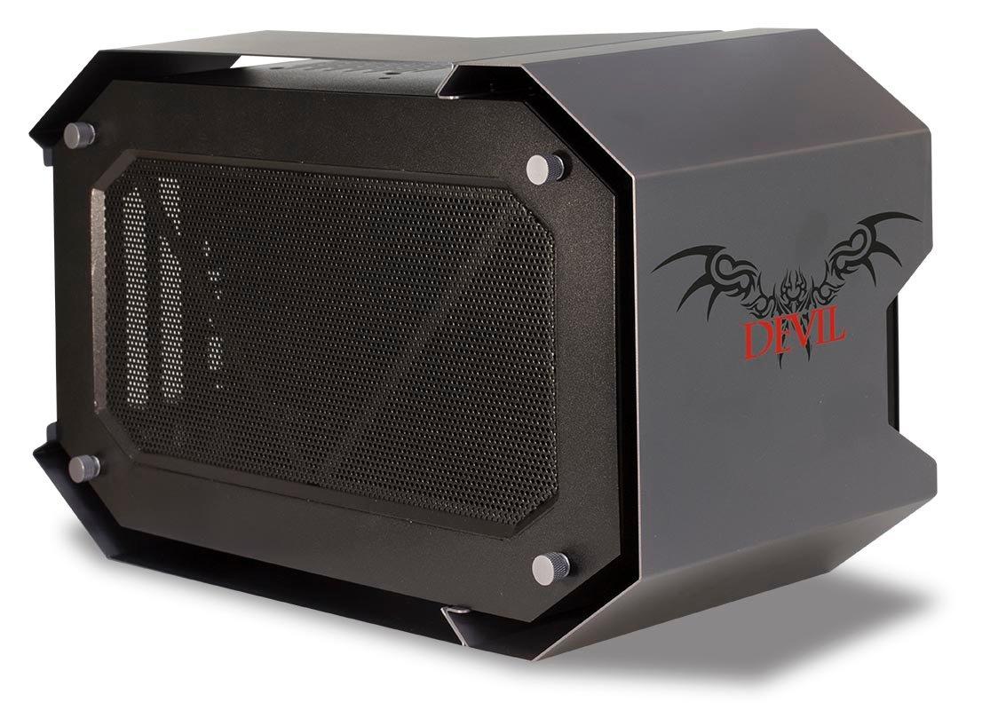 Die PowerColor Devil Box