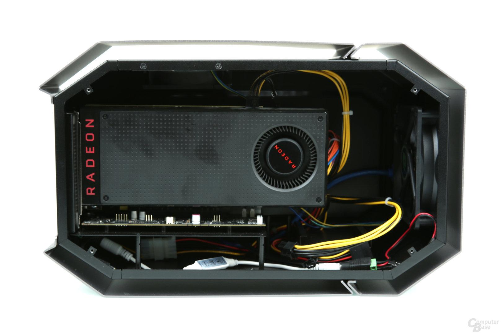 Auch die Radeon RX 480 ist kein Problem