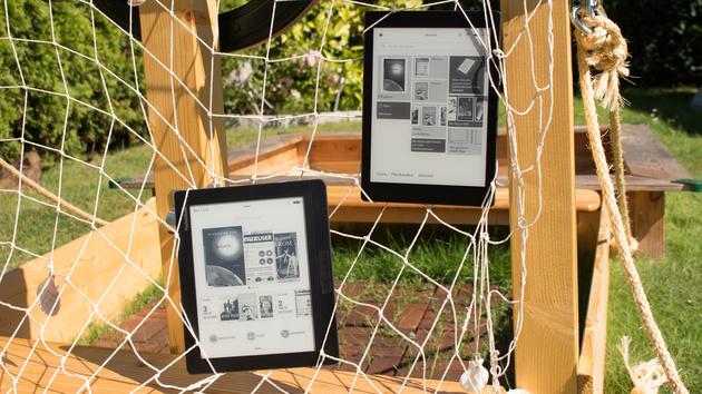 E-Book-Nutzung: Digitales Lesen stagniert in Deutschland