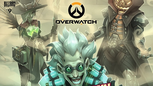 Overwatch: Halloween-Event bis zum 1. November