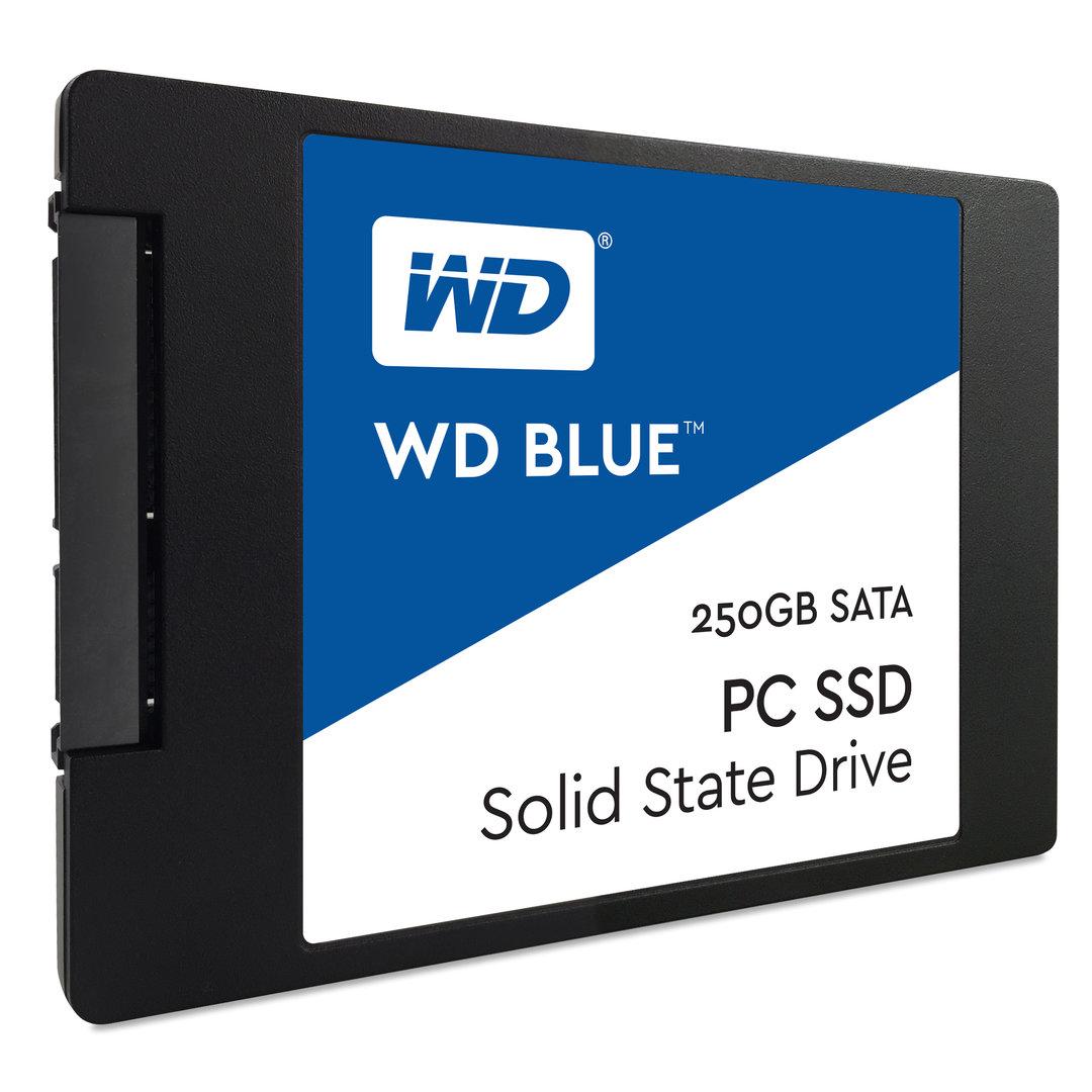 WD Blue SSD (2,5 Zoll)