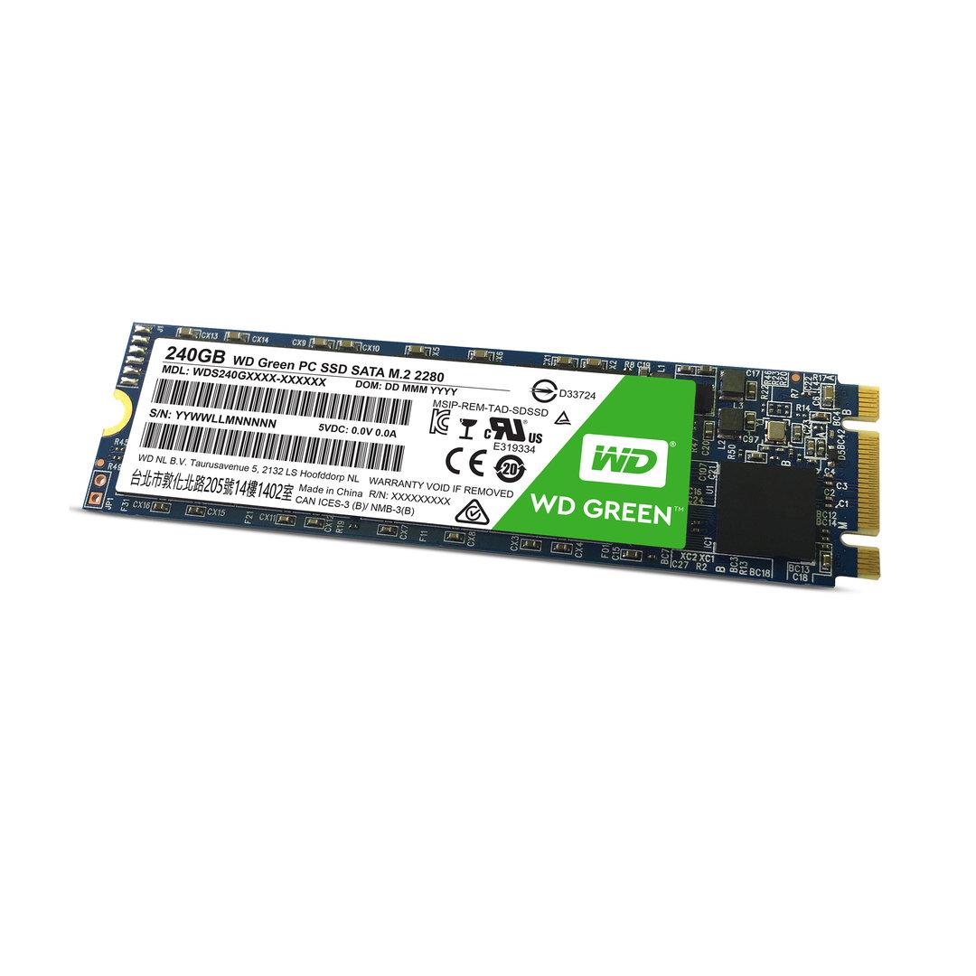 WD Green SSD (M.2)