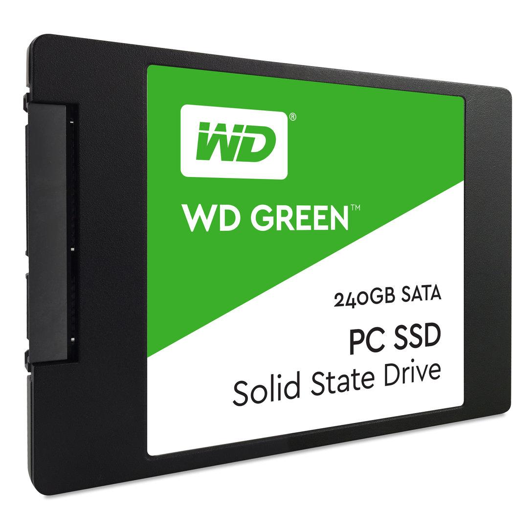 WD Green SSD (2,5 Zoll)