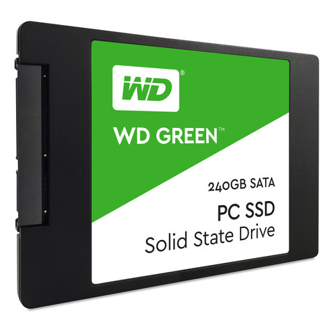 WD Green SSD (2,5 Zoll)