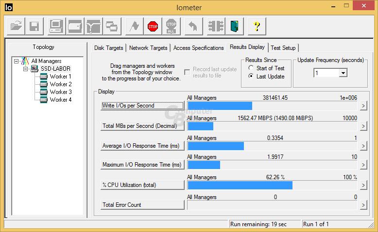 960 Pro 512 GB: 380.000 IOPS bei 4K random write