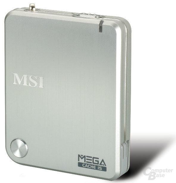 MSI MEGA Cache 15