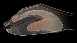 Tt eSports Black FP: Spielemaus trifft Fingerabdrucksensor