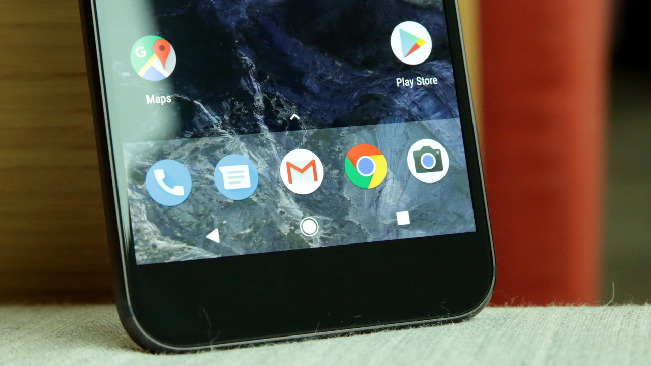 Pixel XL im Test: Google-Phone par excellence