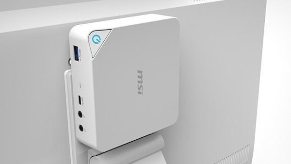 MSI Cubi 2: Wechsel auf Intel Kaby Lake und Bluetooth 4.2