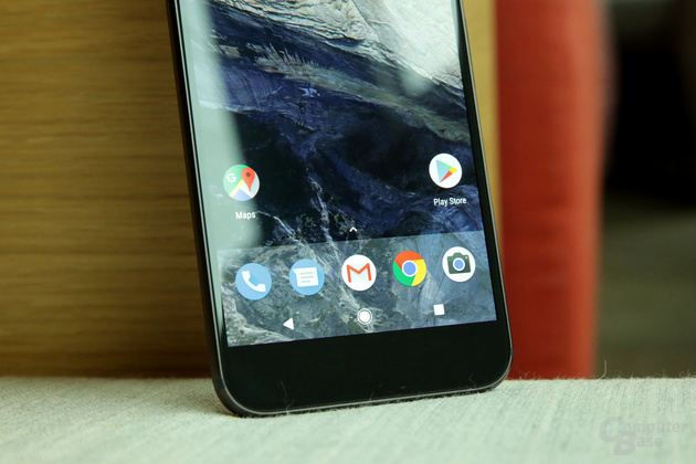 Der neue Pixel Launcher bei Android 7.1 Nougat
