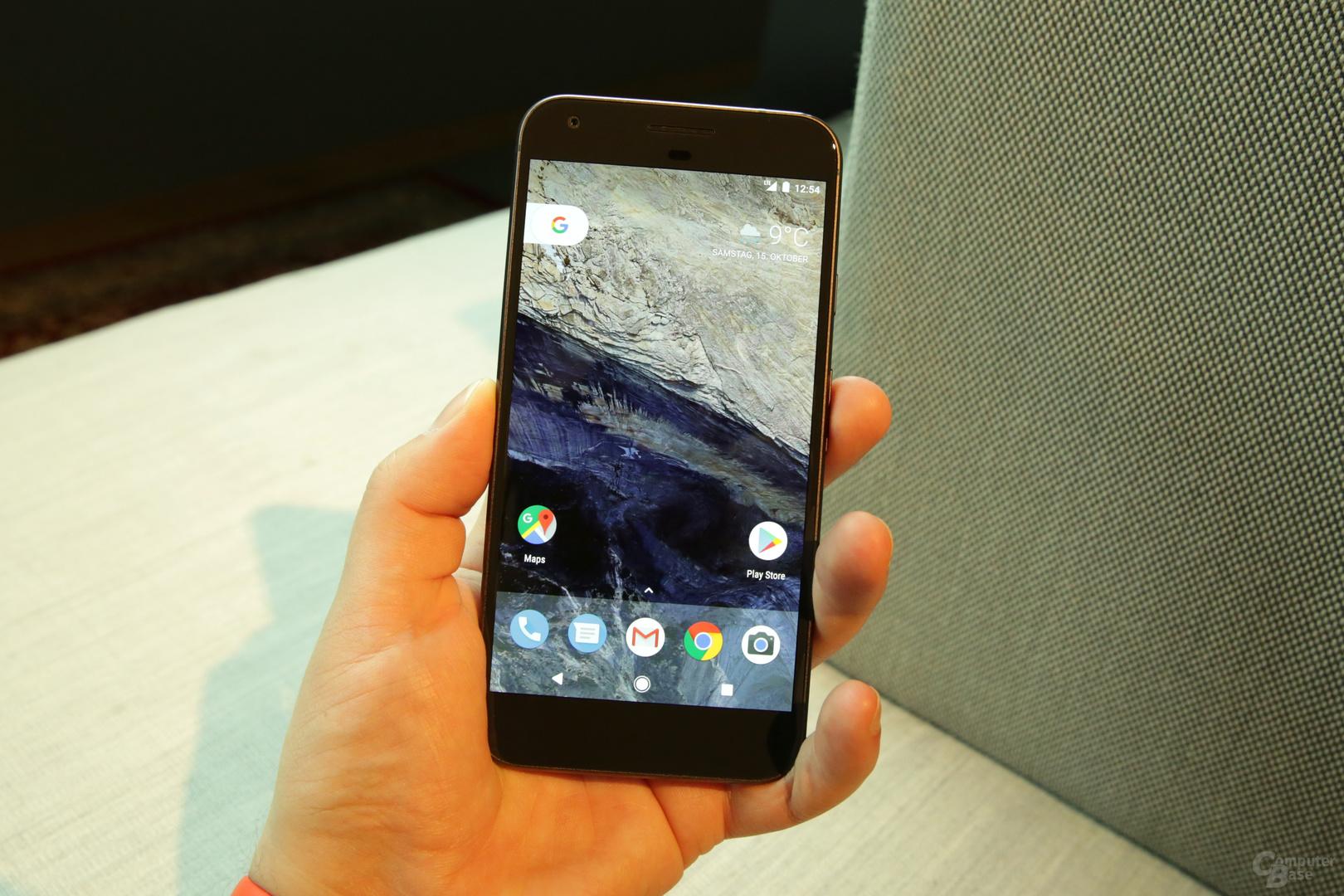 Google gelingt die Neupositionierung am Markt mit dem Pixel