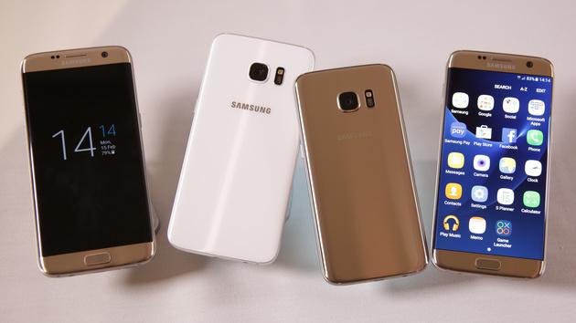 Samsung: Galaxy S7 wird nach Update ein wenig zum Note 7