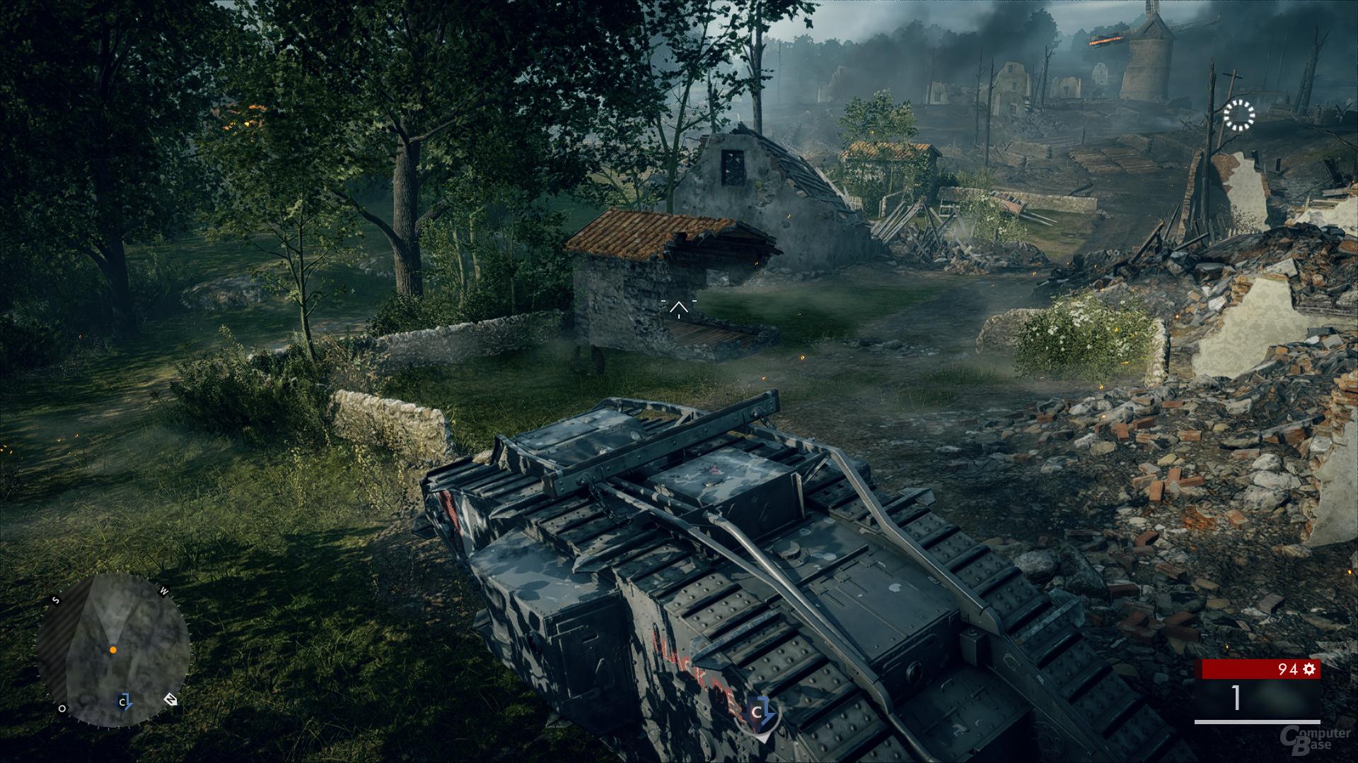 Battlefield 1 – Hoch-Preset