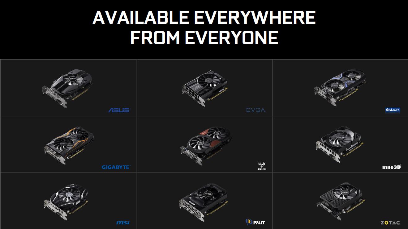Nvidia GeForce GTX 1050 (Ti)