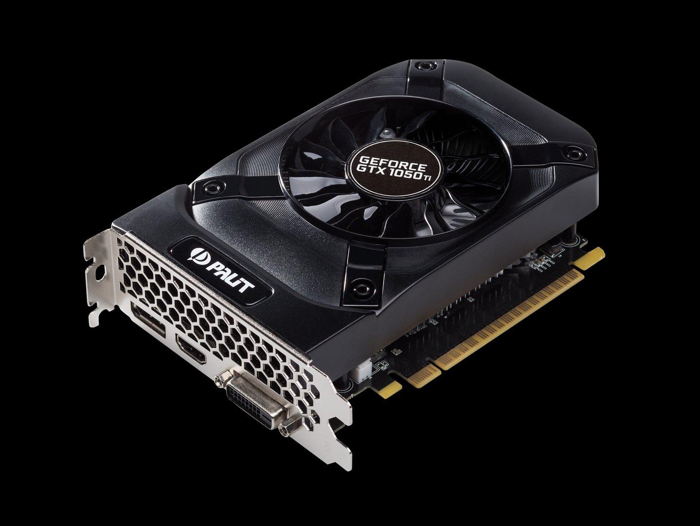 Partnerkarten der GeForce GTX 1050 (Ti)