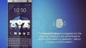 BlackBerry Mercury: Android-Smartphone mit Tastatur im Benchmark gesichtet