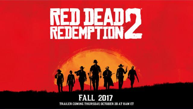 Ankündigung von Red Dead Redemption 2