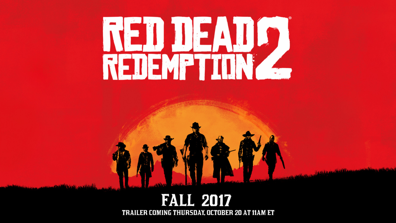Termin: Red Dead Redemption 2 ab Herbst 2017 für PS4 und XBO