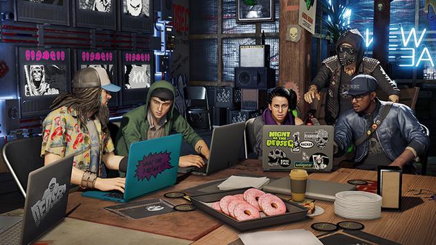 Systemanforderungen: Watch Dogs 2 ist ähnlich genügsam wie Mafia 3