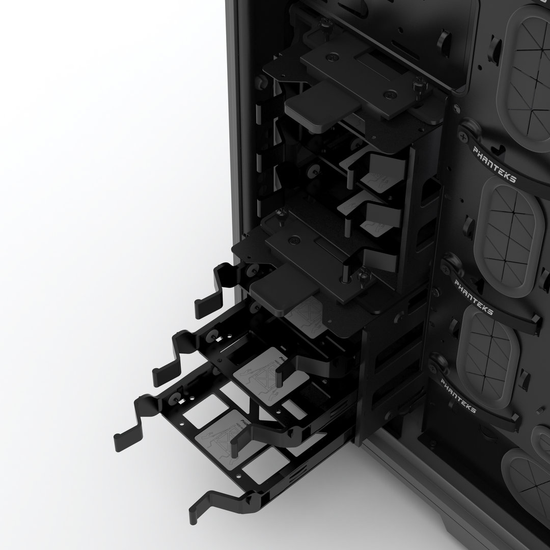 Phanteks Enthoo Luxe Tempered Glass