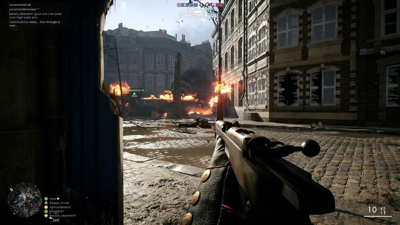 Battlefield 1 im Test: Bombastischer Multiplayer trifft So‑lala‑Solo