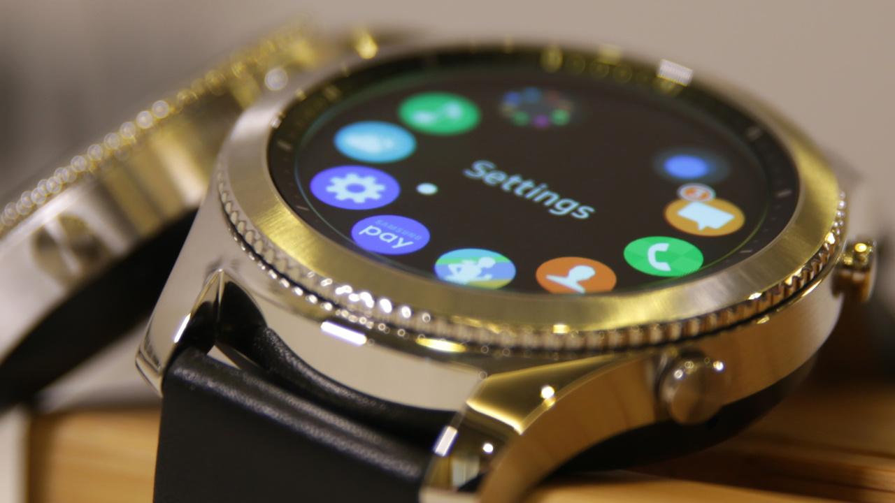 Samsung-Smartwatch: Gear S3 kostet 399 Euro und kommt Mitte November