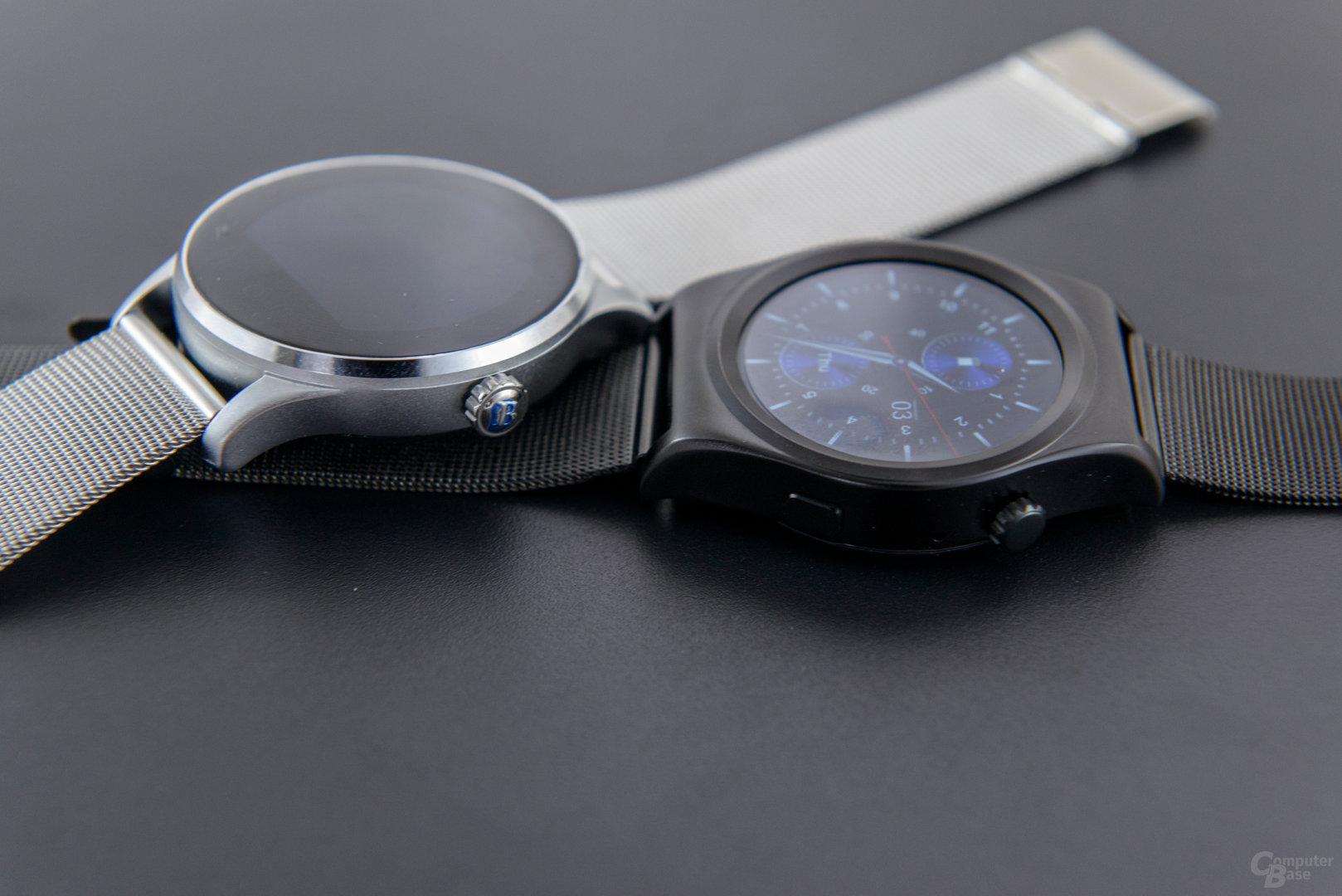 X10 Smartwatch im Test