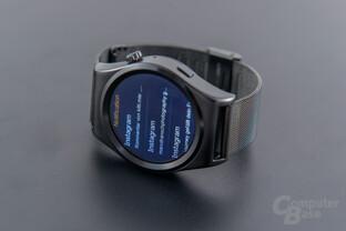 X10 Smartwatch Benachrichtigungen
