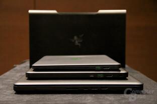 Razer Core oder Razer Blade Pro für den Schreibtisch