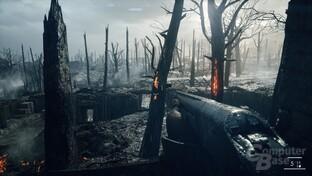 Battlefield ist hübsch und gruselig zugleich