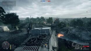 Große Panzer sind nur im Team effektiv