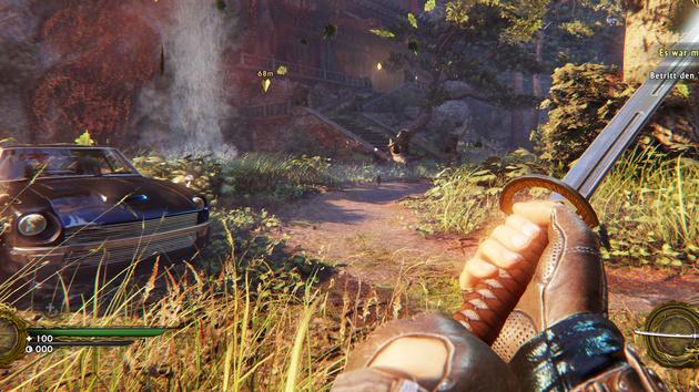 Shadow Warrior 2: Mit Nvidia Multi-Res Shading bis zu 20 Prozent schneller