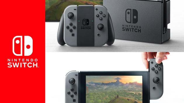 Nintendo Switch: NX ist Konsole und Handheld in einem