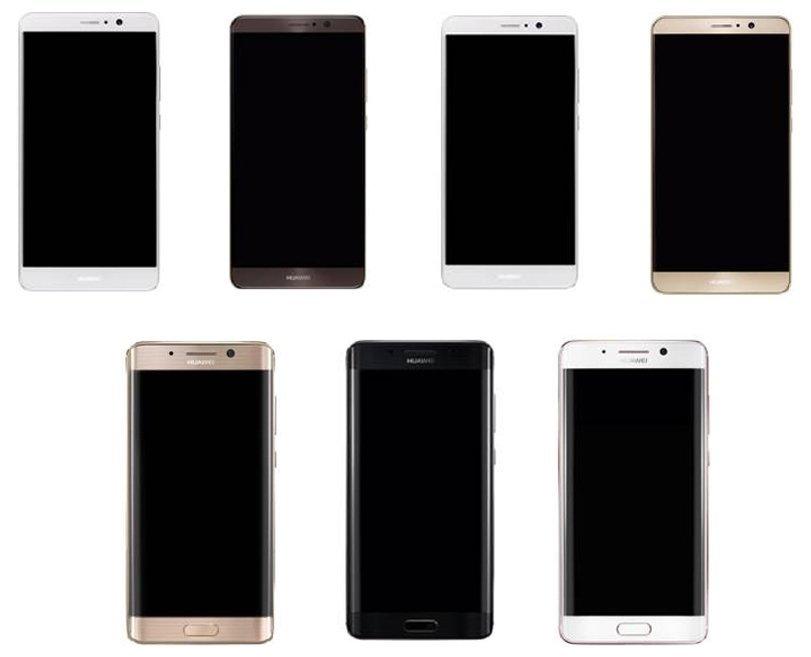 Huawei Mate 9 in zwei Varianten