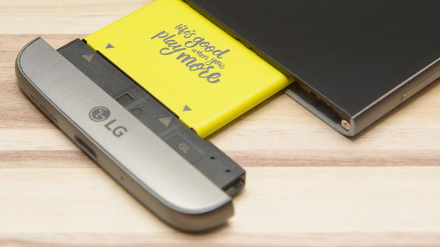 Smartphones: LG soll Modularität nach Misserfolg des G5 aufgeben