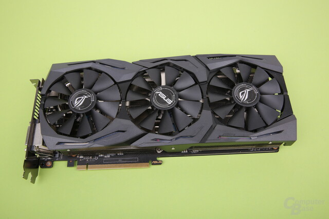 Asus GeForce GTX 1060 Strix OC