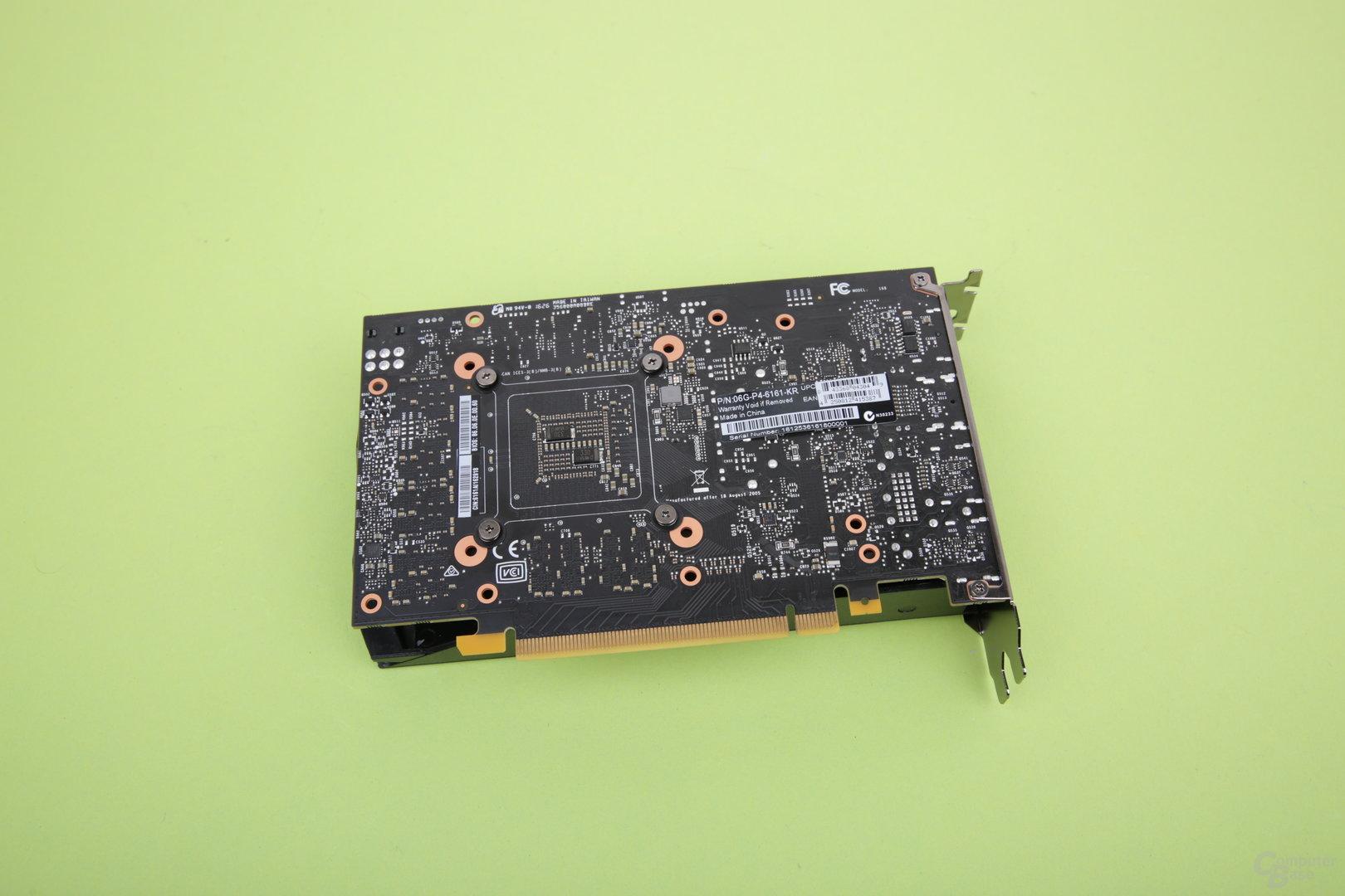 EVGA GeForce GTX 1060
