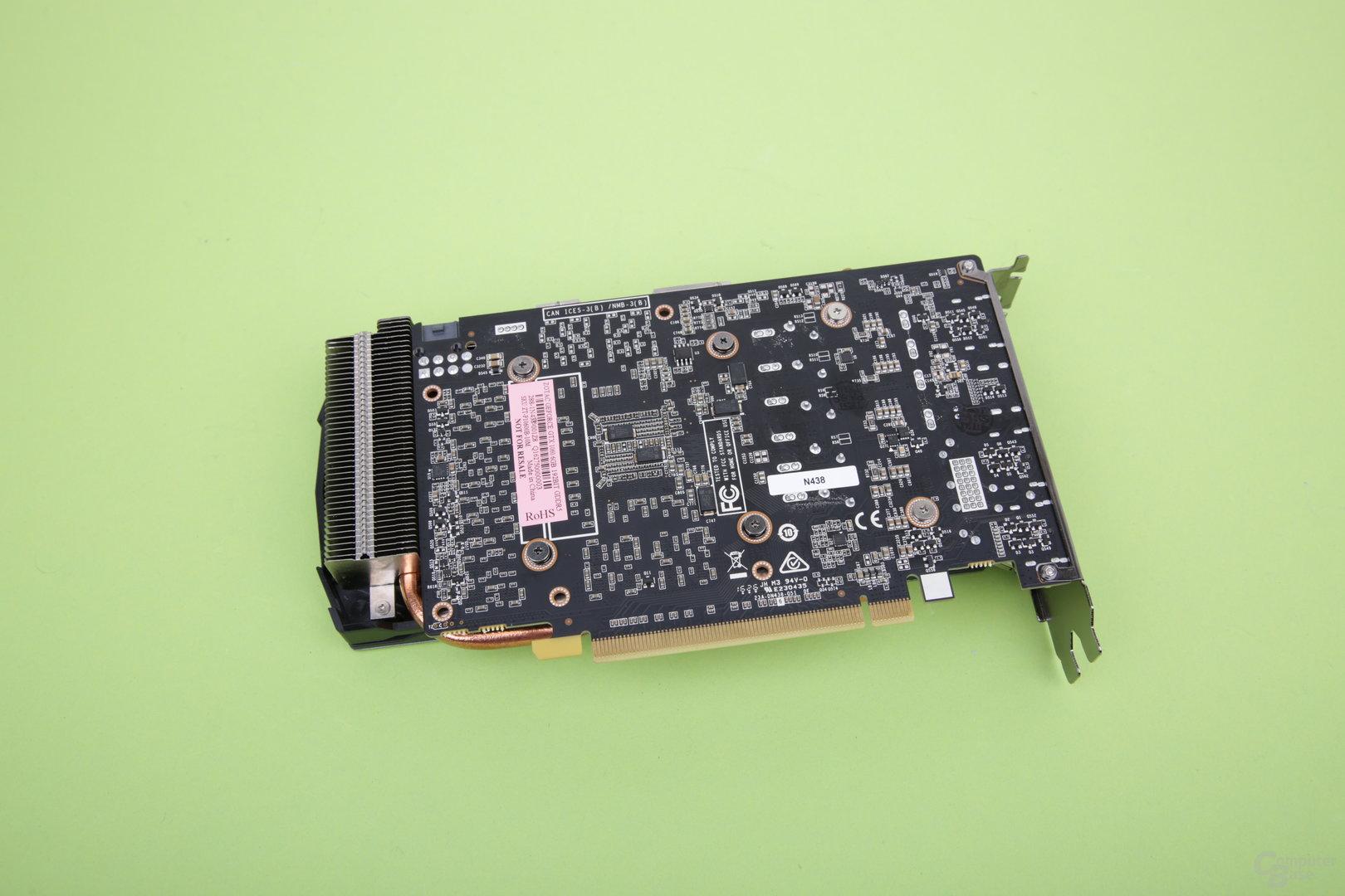 KFA² GeForce GTX 1060 OC
