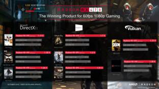 AMD vergleicht RX 470 mit GTX 1050 Ti