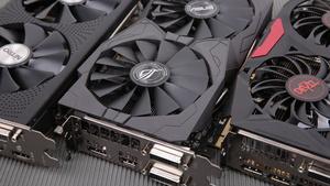 Grafikkarten: AMD verteidigt RX 470 & RX460 gegen Nvidias GP107
