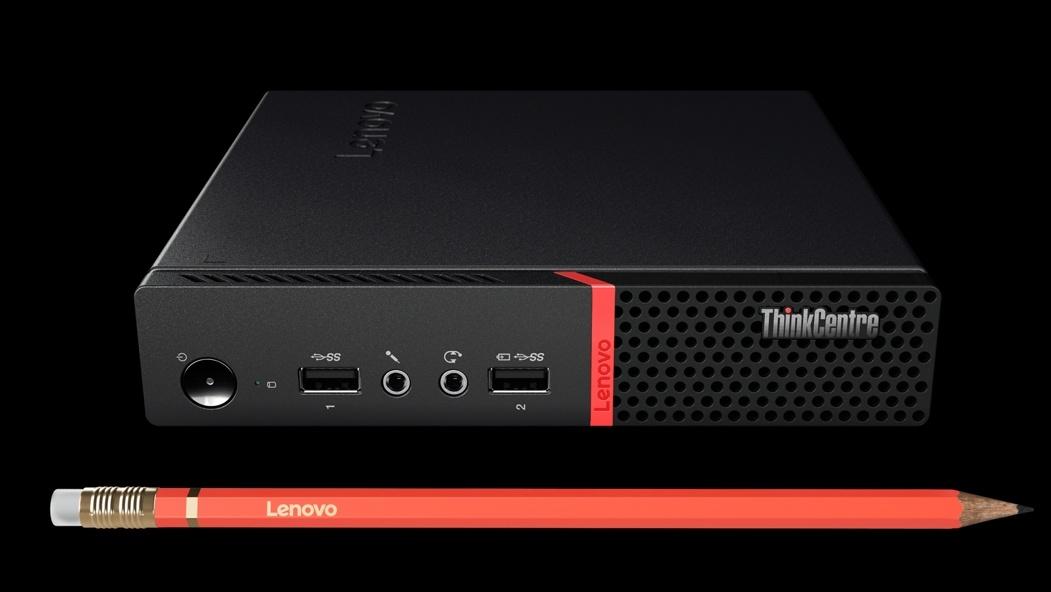 Lenovo: 1-Liter-Mini-PC und ThinkPads mit AMD Bristol Ridge Pro