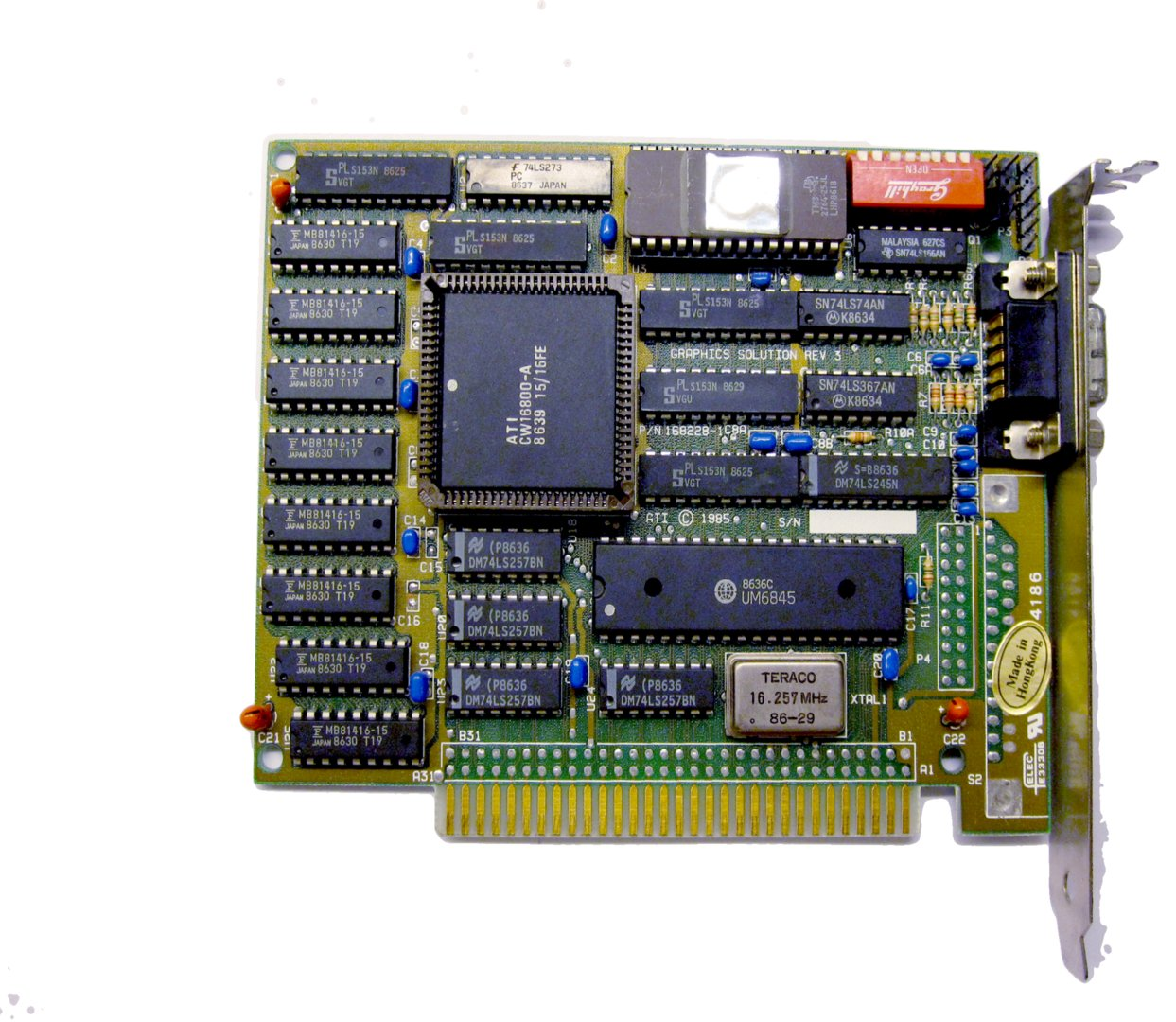 ATi Graphics Solution Rev 3 von 1986