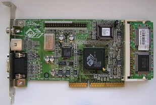 ATI Xpert@Play (AGP-Version, 8 MB)