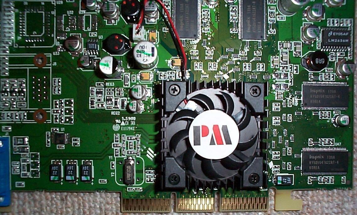 PowerMagic ATI Radeon 7500