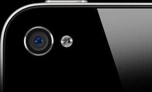 Kamera des iPhone 4